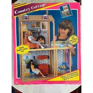 Vintage Country Cottage Playset